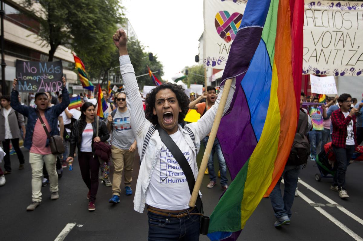 Lesbian Gay Rivalry