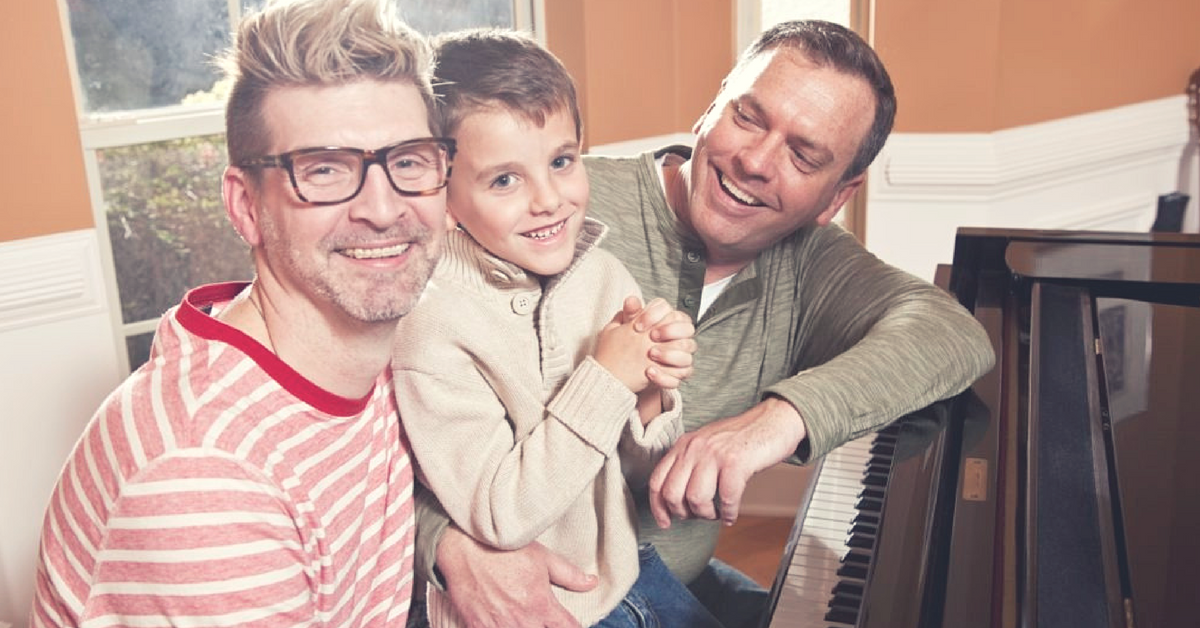 Why gay couples are perfect parents?