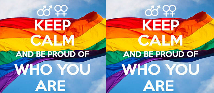 Questioning LGBT: Don't be too hard on yourself