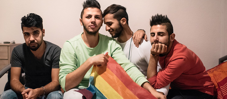Asylum Seekers, The Story Untold: LGBT Refugees