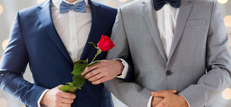 I Am Planning to Have a Secret Gay Wedding: