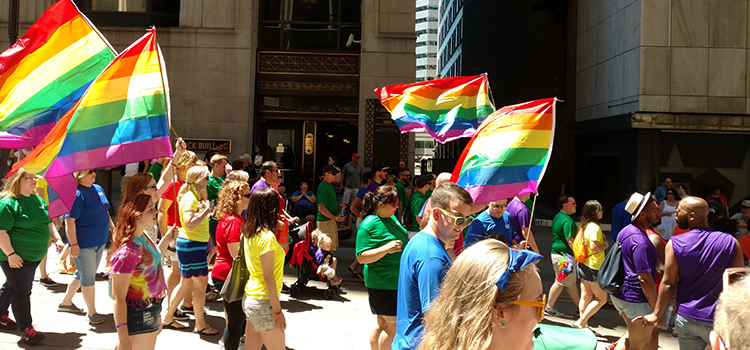 Pride Events for LGBT Community